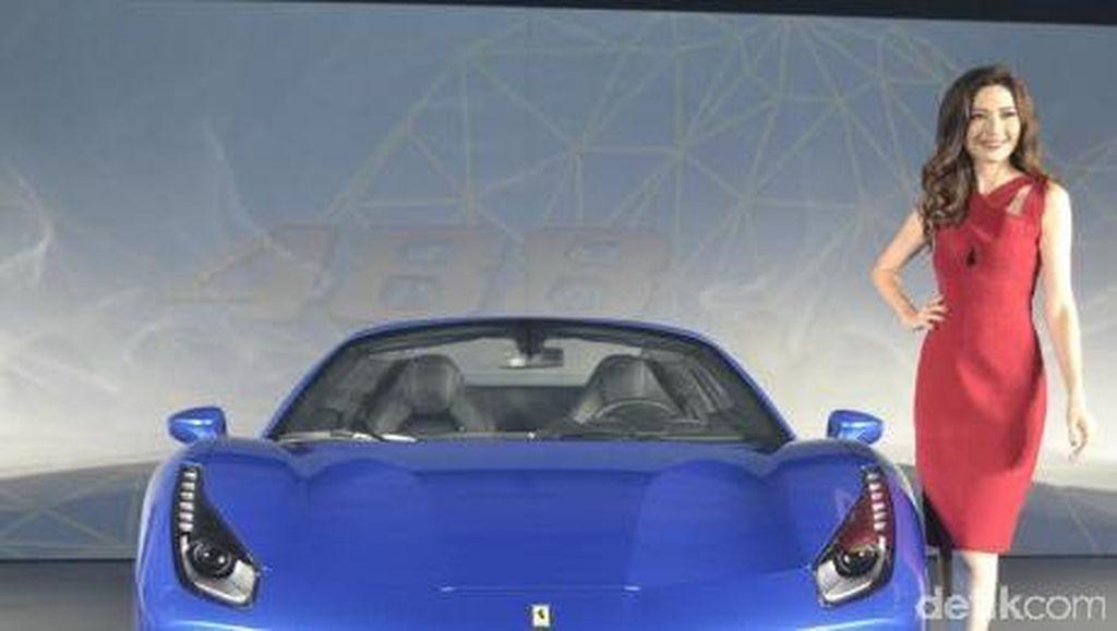 Pembatasan Ganjil-Genap, Ini Tanggapan Ferrari