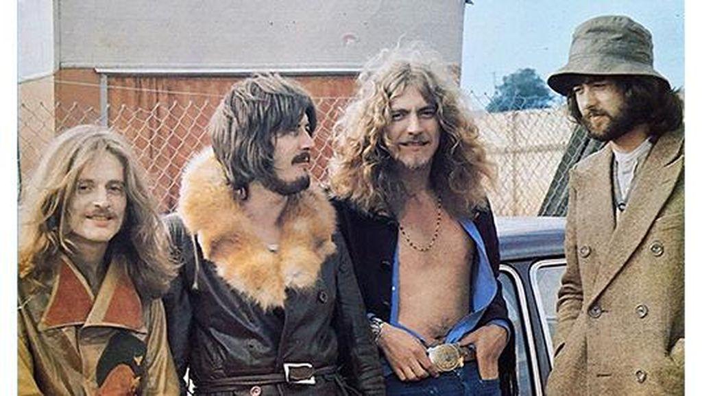 Lagu Baru Robert Plant Disebut Terinspirasi Stairway To Heaven