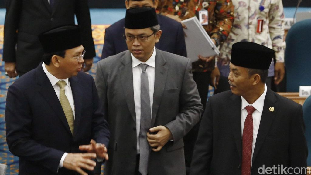 Tolak Rapat dengan Ahok, DPRD: Kita Tunggu Kejelasan Status Hukum