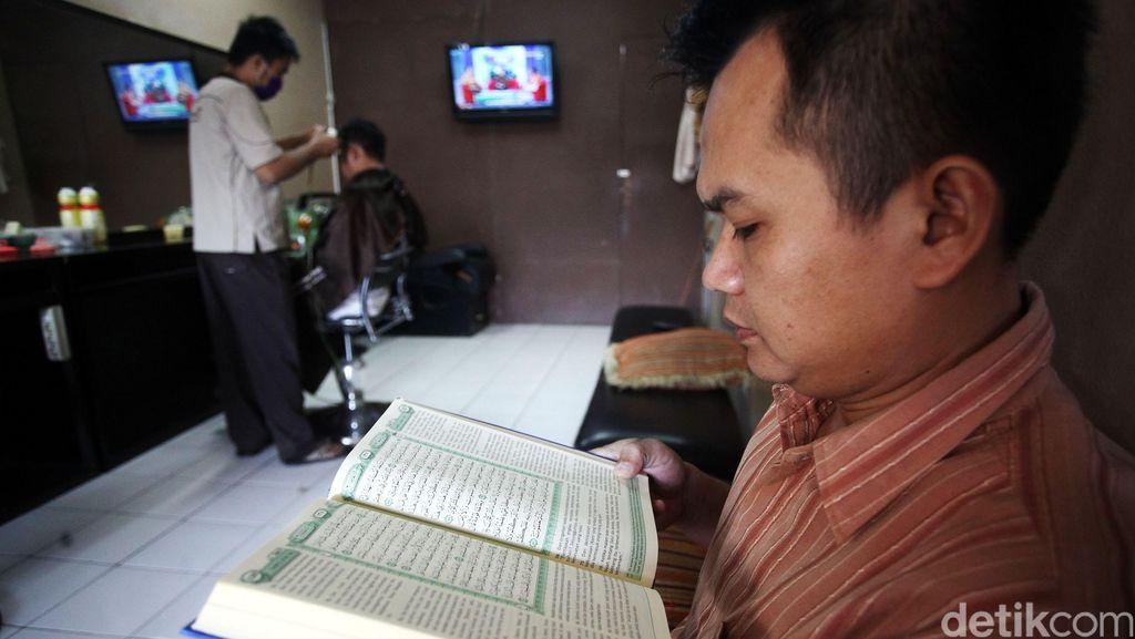 Pengasuh Ponpes Edi Mancoro, KH Mahfudz Ridwan Berpulang