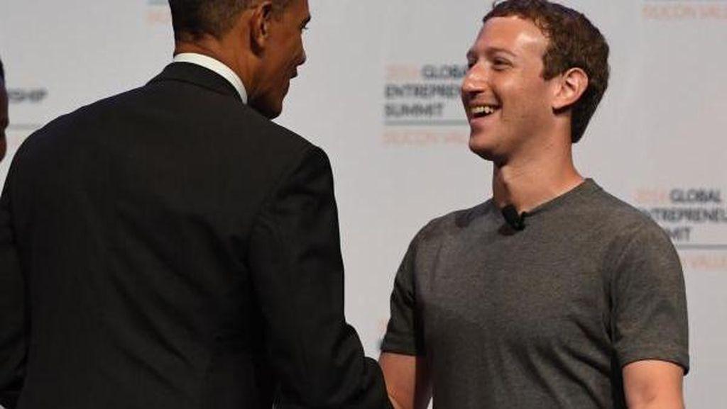 Donald Trump Bawa Kutukan Buat Zuckerberg?