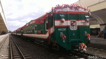 Kereta INKA Jadi Primadona di Bangladesh