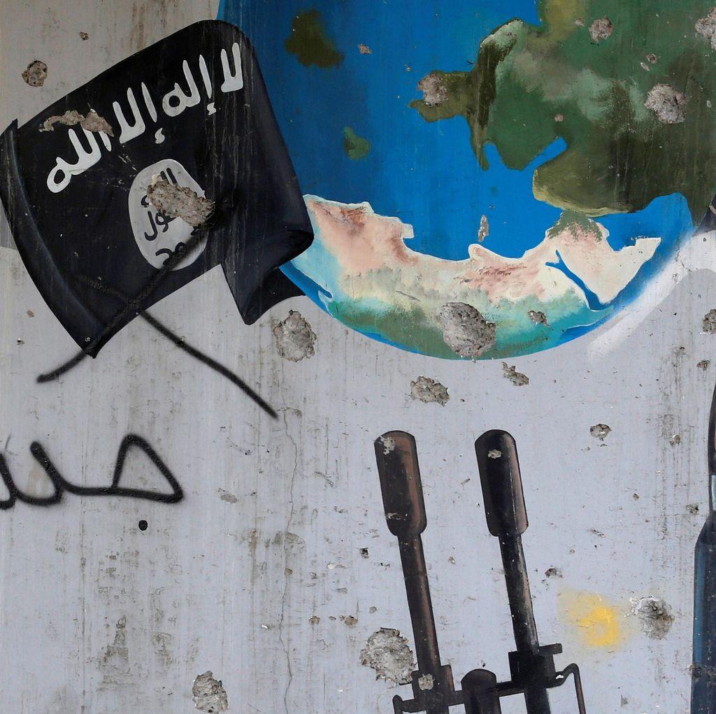Antara ISIS dan Israel