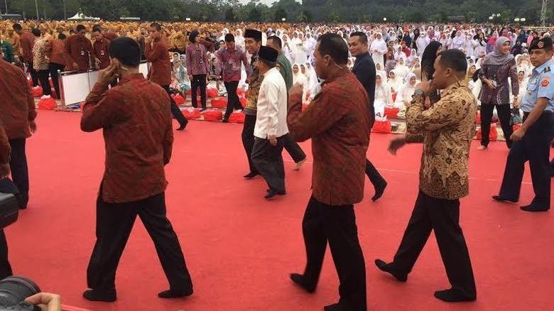 Jokowi Klarifikasi Isu Minta Maaf ke PKI dan Keberadaan Satuan Teritori