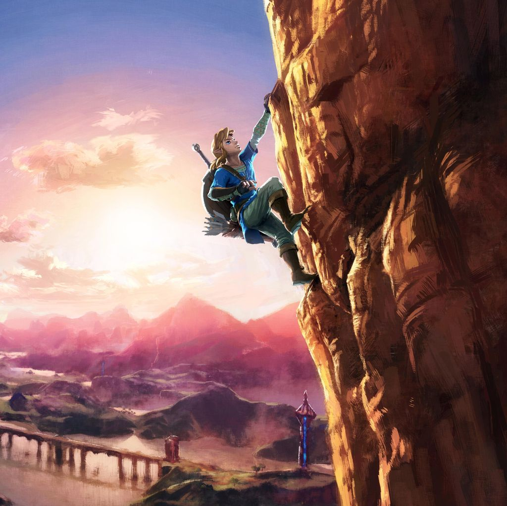 Rekor! Gamer Tamat Legend of Zelda: Breath of the Wild Dalam Sejam