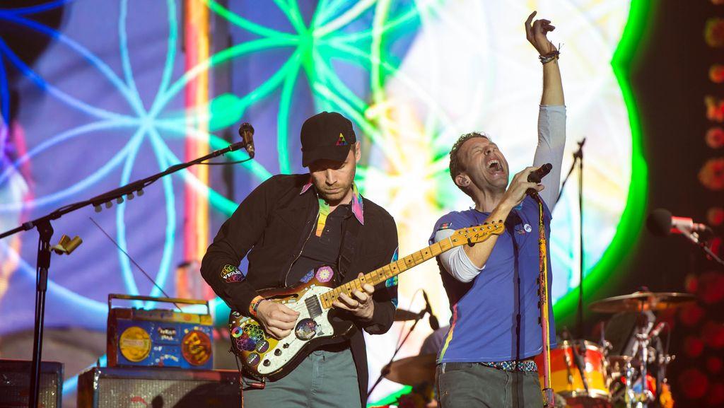 Mau Nonton Konser Coldplay Gratis? Begini Caranya!