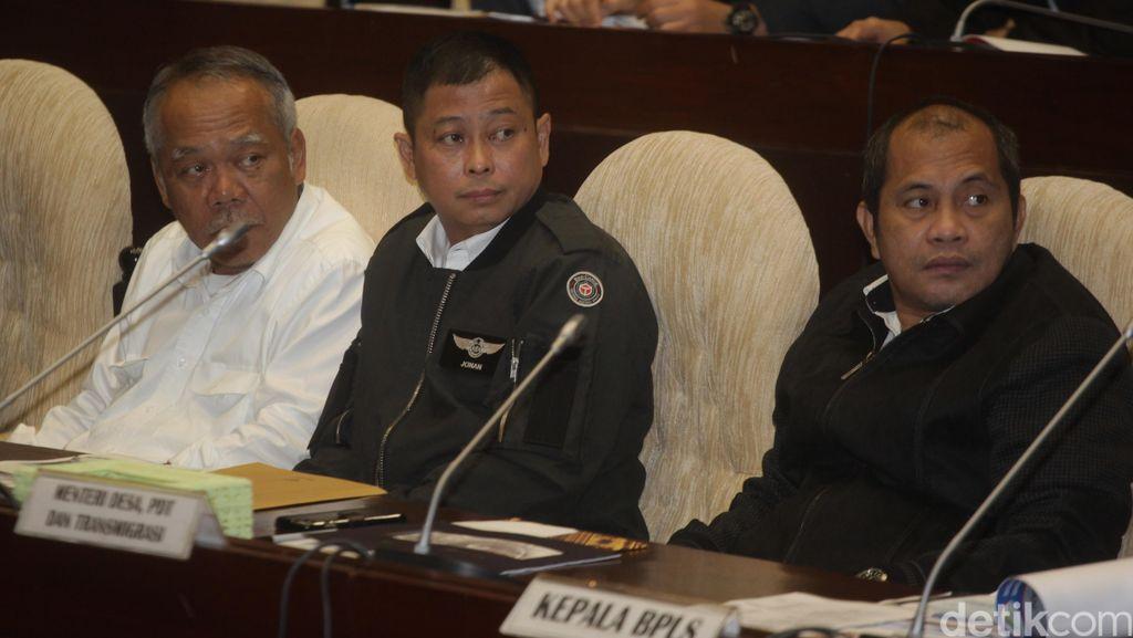3 Menteri Jokowi ke Komisi V DPR Bahas APBN-P