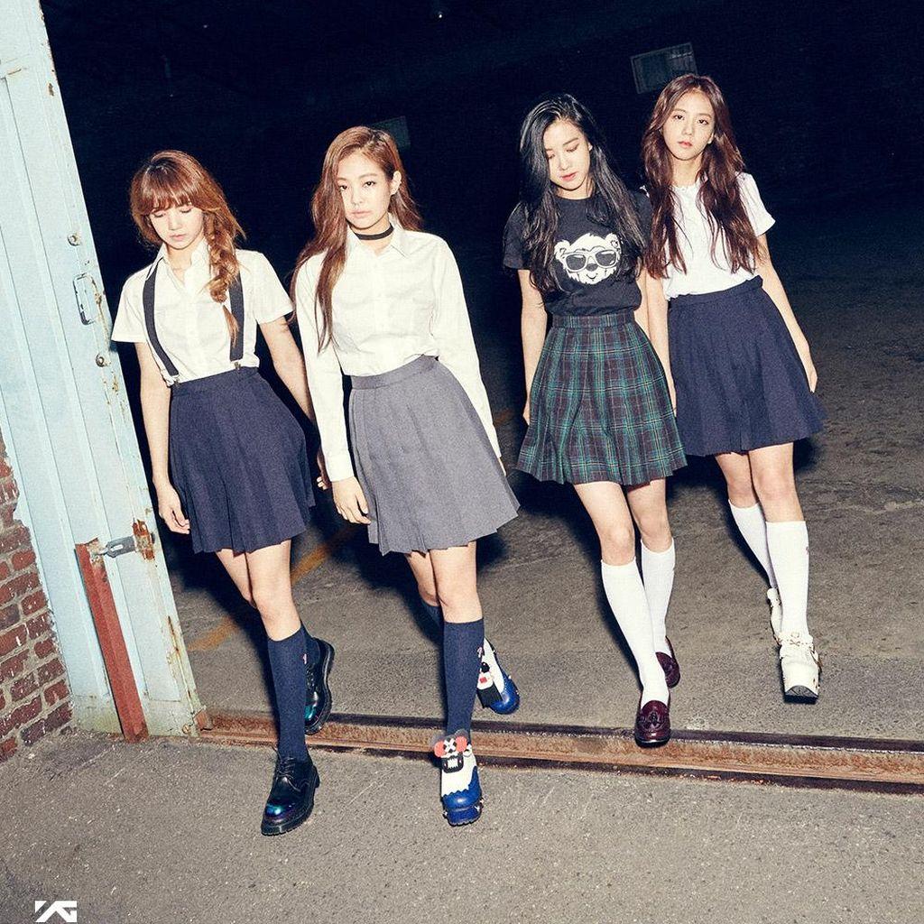 10 Koreografi Grup K-pop Terhot