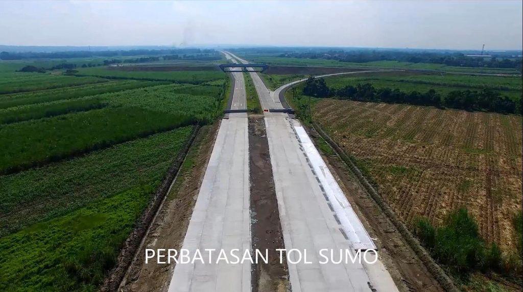 1.260 Km Jalan Tol akan Beroperasi di 2019