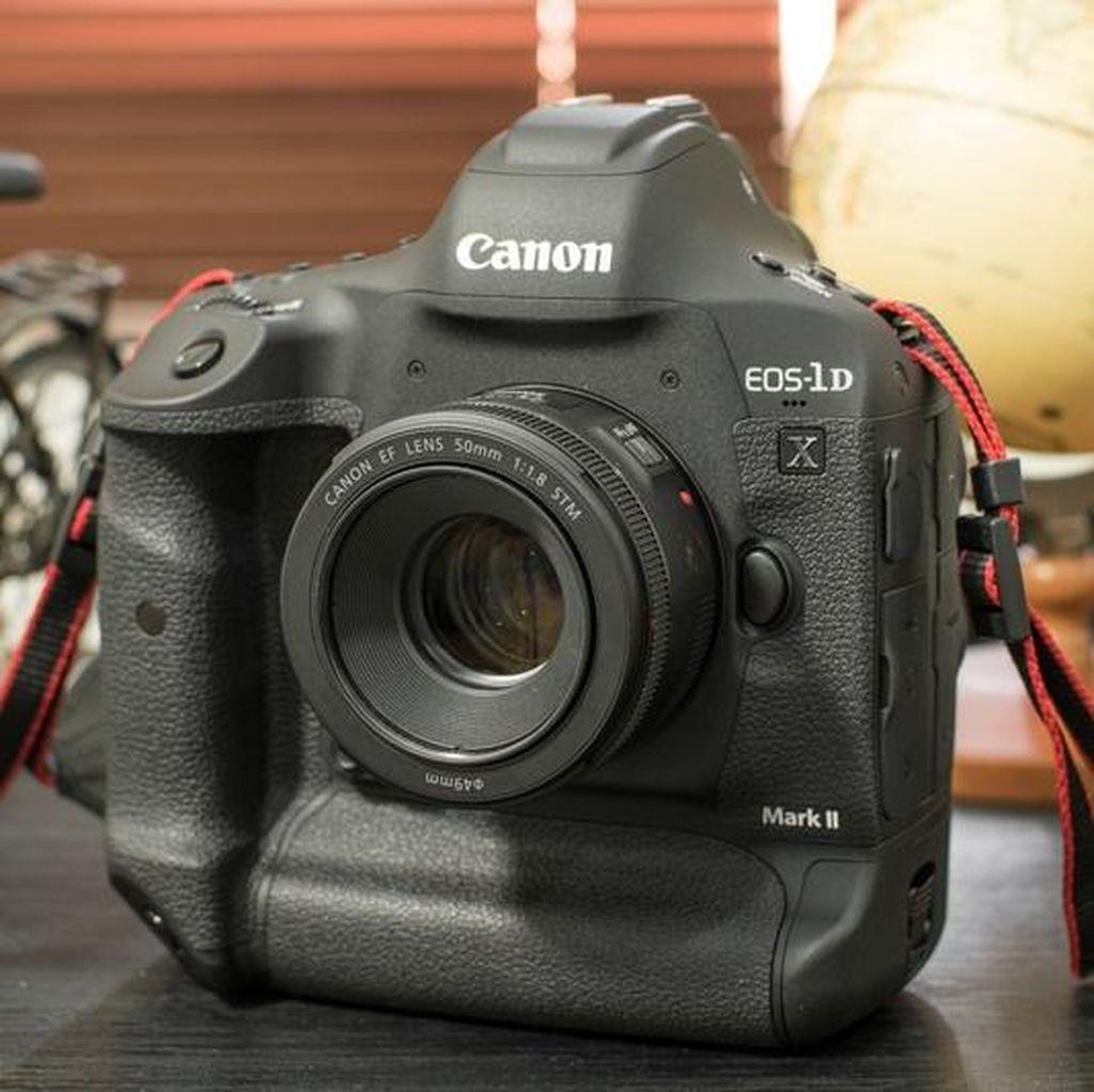 Canon EOS 1Dx mk II: Ini Baru Kamera Gahar!