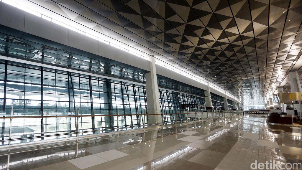 Melihat Terminal 3 Ultimate Jelang Beroperasi Pada 9 Agustus