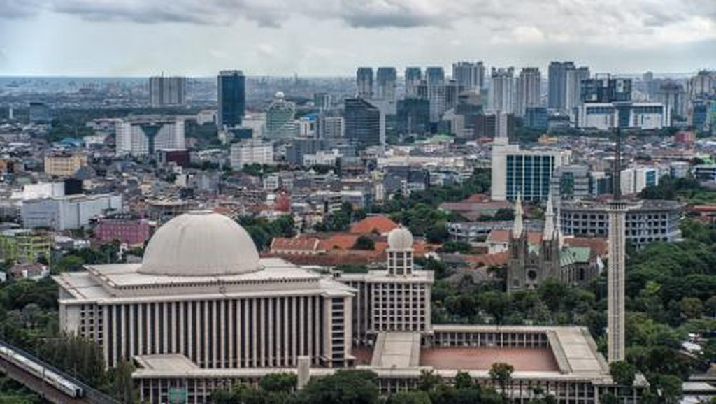 Beredar Foto Massa 212 Tak Bisa Masuk Istiqlal, Pengurus: Itu Hoax!