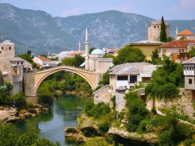 Bosnia Herzegovina, Potret Toleransi Umat Beragama di Eropa