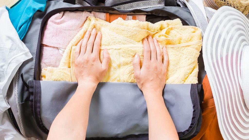 Mengakhiri Perjalanan Mudik, Yuk Ajak Anak untuk Packing Sama-sama
