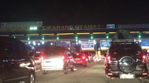 Kendaraan yang Tinggalkan Jakarta 234 Ribu, Besok Arus Balik