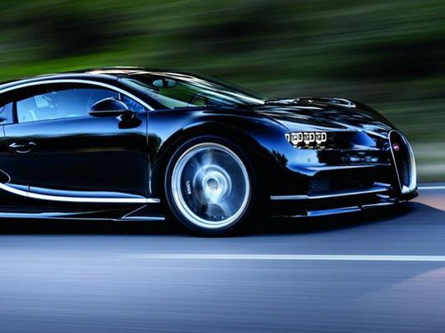 bugatti chiron siap patahkan rekor veyron. Black Bedroom Furniture Sets. Home Design Ideas