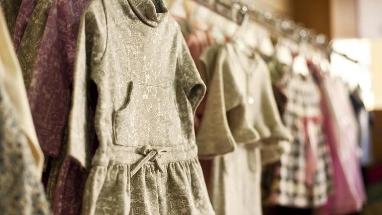 Ilustrasi pakaian anak/ Foto: thinkstock