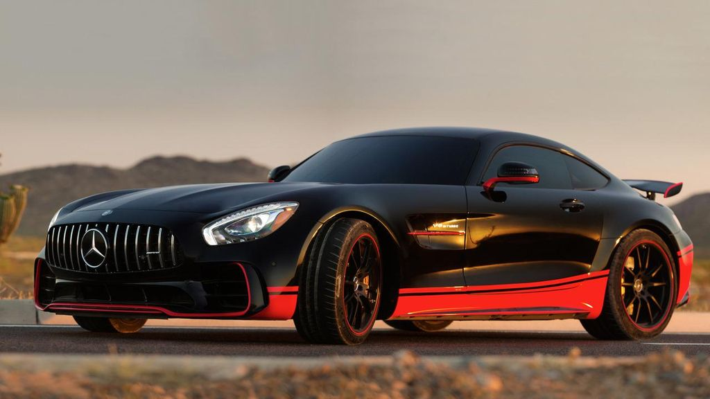 Mercedes-AMG GT R Bintangi Film Transformers Terbaru