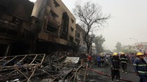 Tujuh Orang Tewas dalam Bom Bunuh Diri di Baghdad
