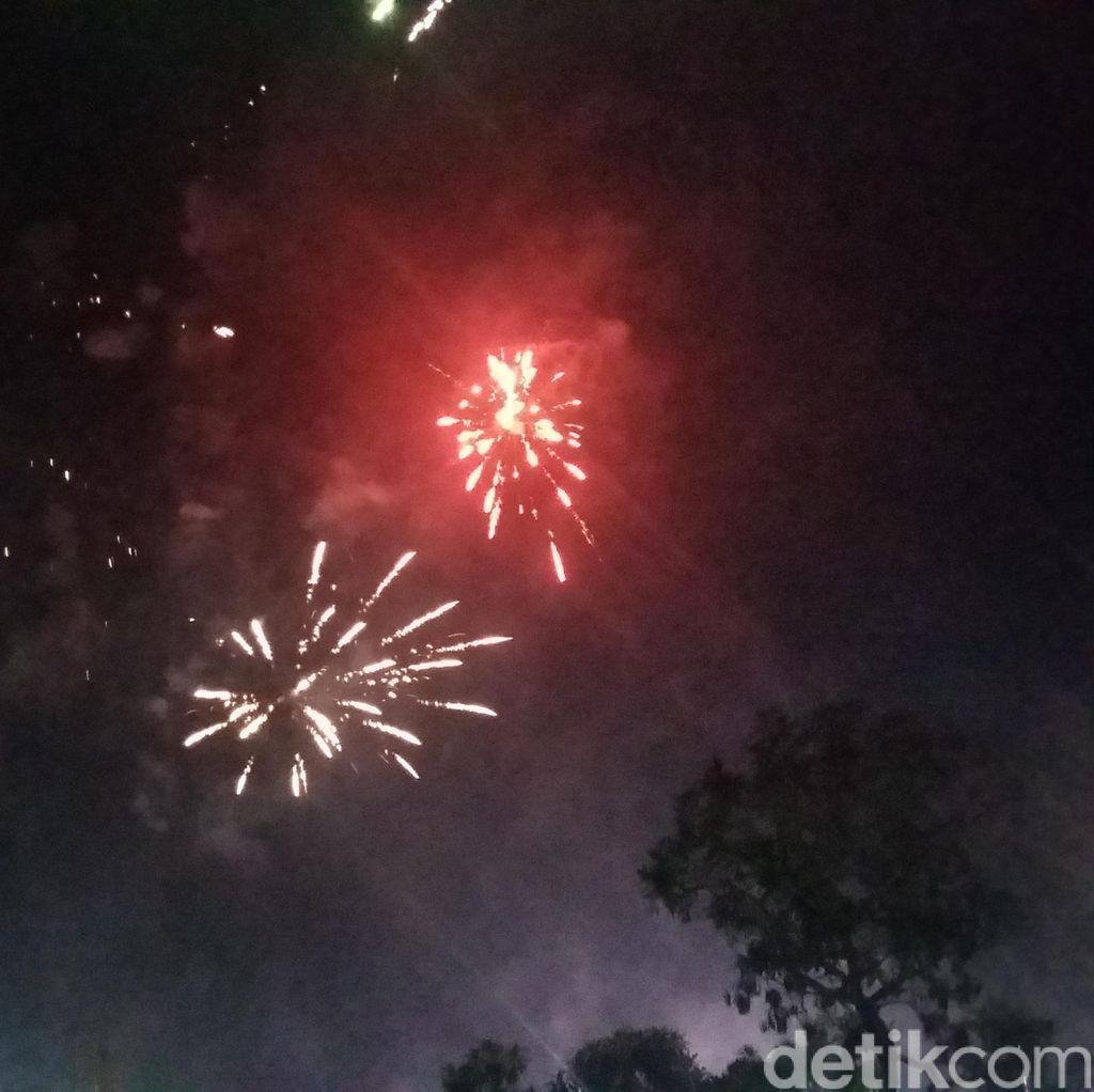 Gema Takbir Berkumandang di Jakarta Menyambut Idul Fitri