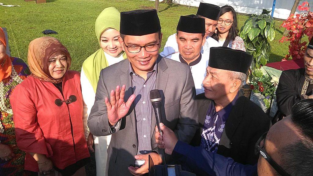 Ridwan Kamil Minta Pendakwah di Masjid tak Sebar Kebencian