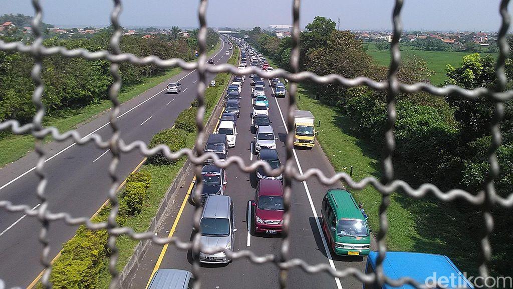 Polri Petakan Titik Rawan Macet di Jawa Tengah