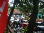 Traffic Update:  Jalur Mudik Nagreg Arah Tasikmalaya Macet