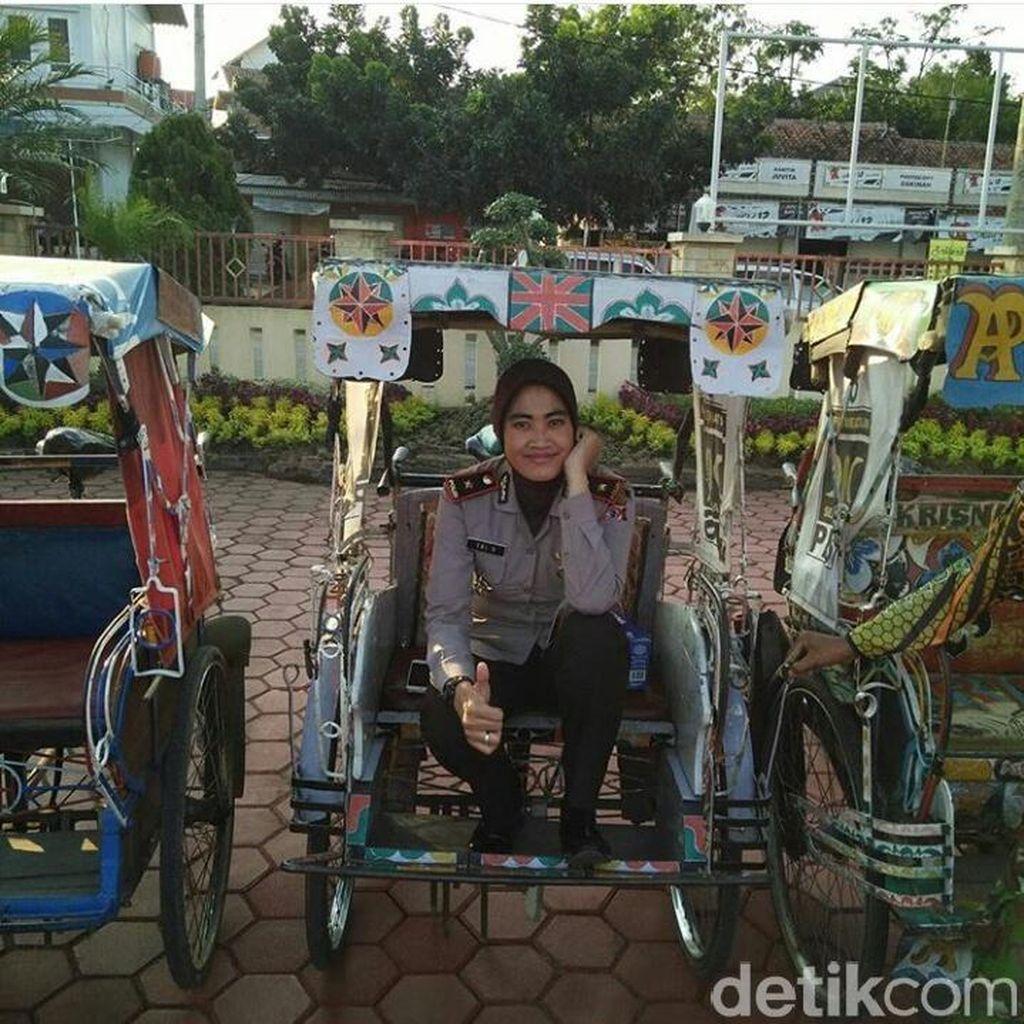 Kompol Tri Suryanti, Satu-satunya Wakapolres Wanita di Jawa Barat