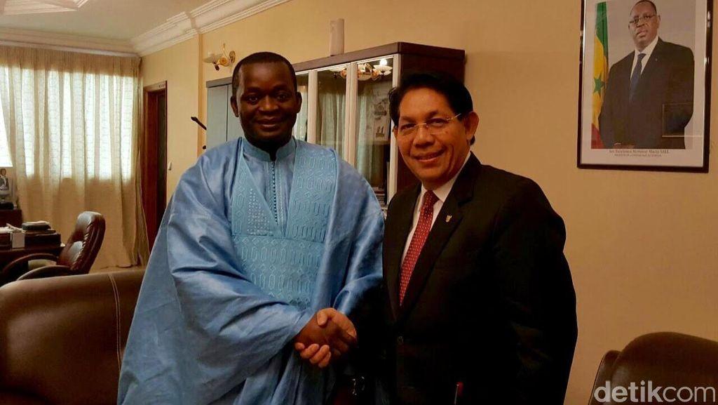 Mendag Senegal Undang RI Investasi di Industri Kelapa Sawit