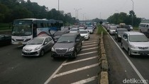 3 Pembangunan Proyek di Tol Jakarta-Cikampek Berpotensi Bikin Macet