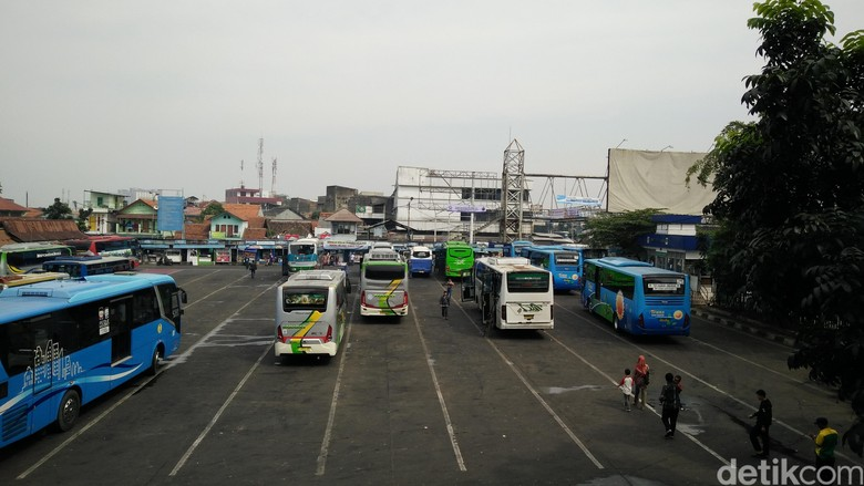 Dishub Bandung Pastikan Bus Angkutan Mudik Laik Jalan