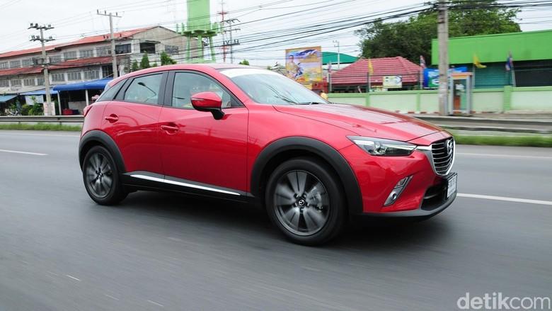 Mazda Terima 200 Pesanan CX-3