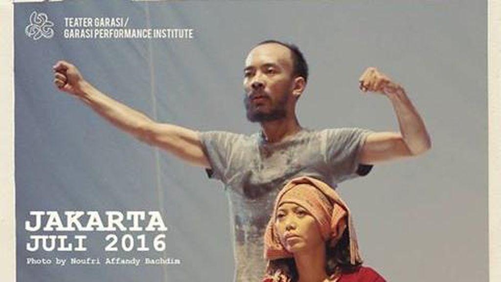 Teater Garasi Akan Pentaskan Yang Fana adalah Waktu di Jakarta