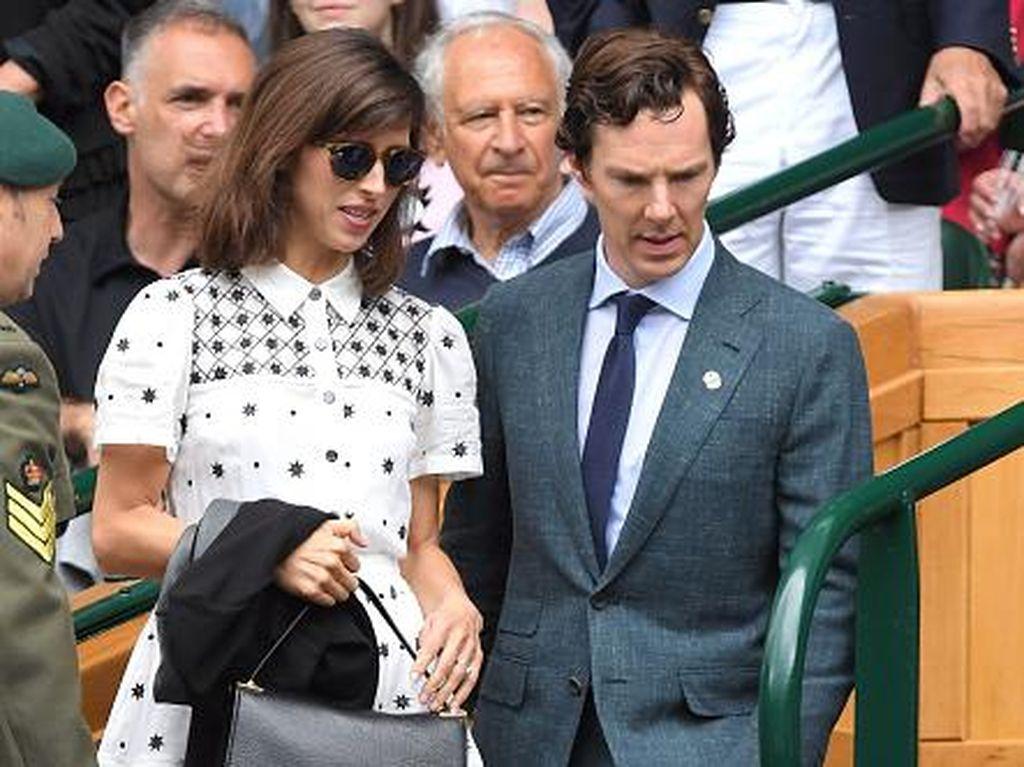 Nama Anak Kedua Benedict Cumberbatch Terinspirasi dari Shakespeare