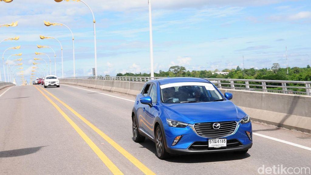 Sensasi Melintasi Thailand, Laos dan Vietnam Bersama Mazda CX-3
