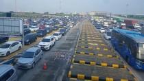 Jelang Long Weekend, Tol Arah Bandara Padat