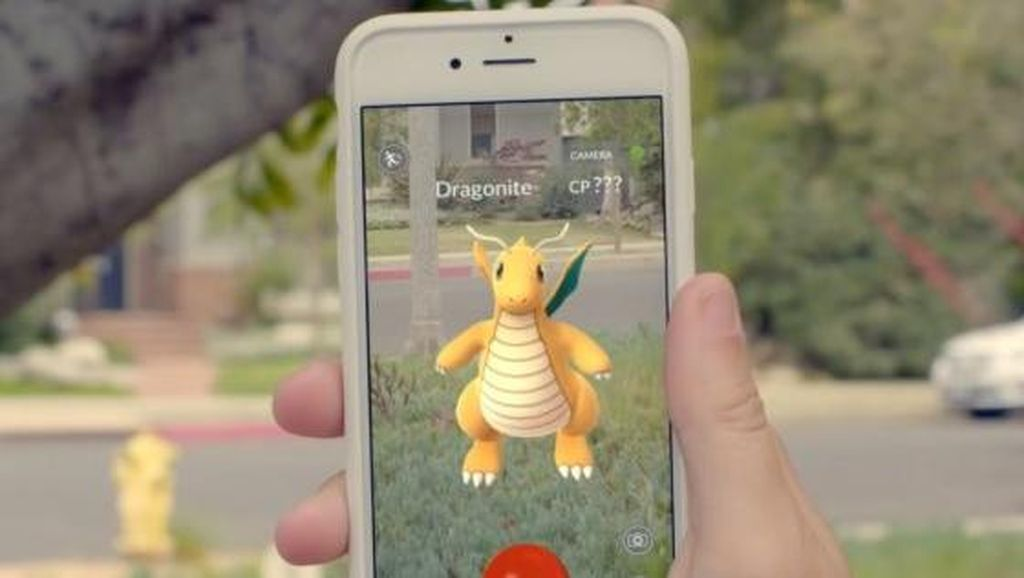 Ahok: Balai Kota Juga Boleh untuk Tempat Main Pokemon Go