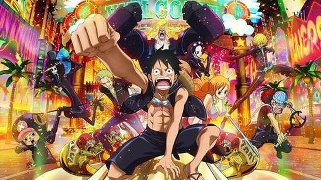 Terpopuler, Manga One Piece Diduga Tinggal 30 Persen Bahan Cerita