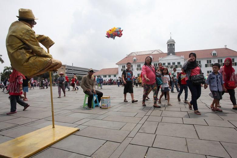 UPK Kota Tua: Lapor Foto Prewedding Gratis, Petugas yang Pungli akan Dipecat