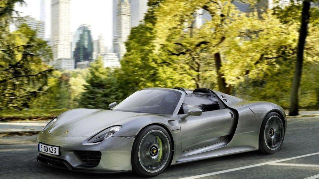 Salah Pasang Sekrup pada Sabuk Pengaman, Porsche Tarik 918 Spyder