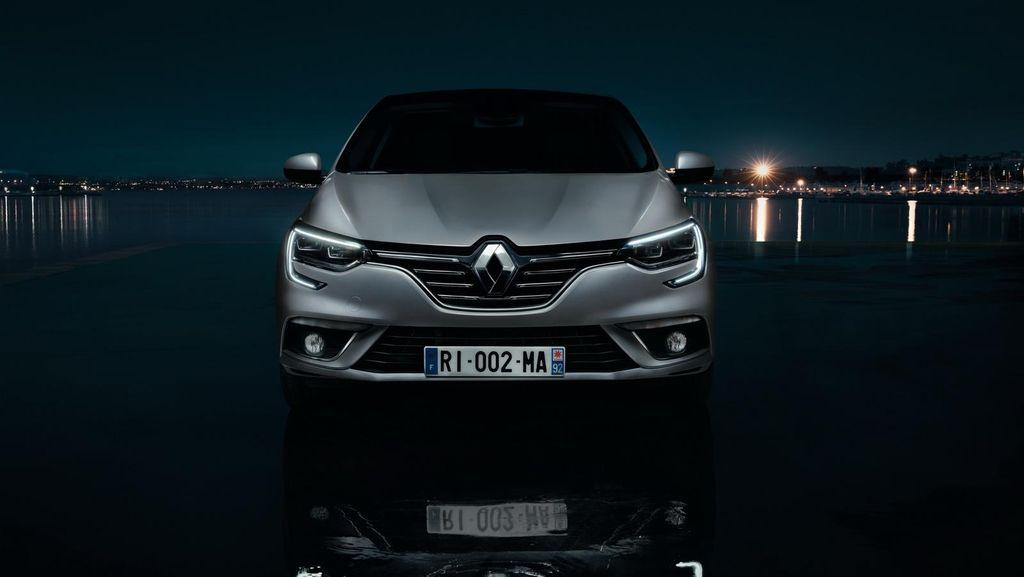 Renault Megane Akhirnya Muncul di Publik