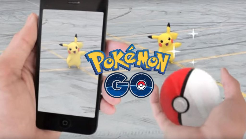 Badan Intelijen Negara Pantau Game Pokemon