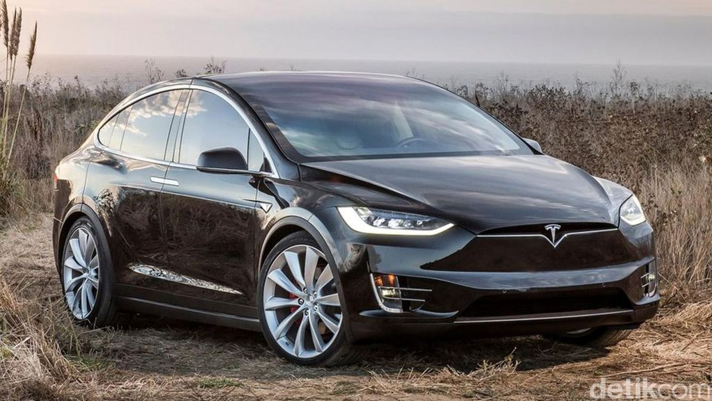 Kalau Tak Ada Halangan, Tesla Model X Meluncur Awal Juni di RI