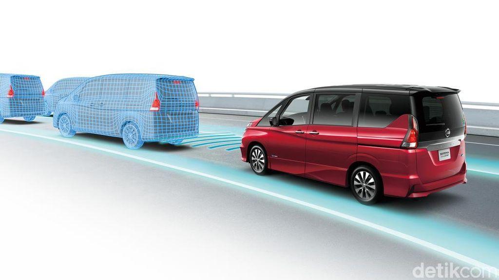 Tahun 2020, Sistem ProPilot Nissan Bisa Taklukkan Persimpangan