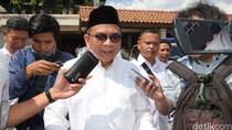 Taufik Belum Bahas Paripurna Pemberhentian Ahok dengan Ketua DPRD