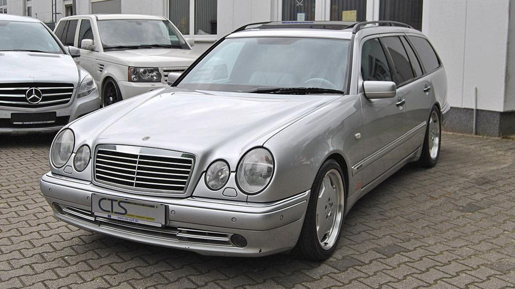 Mercy E55 AMG Michael Schumacher Dilego