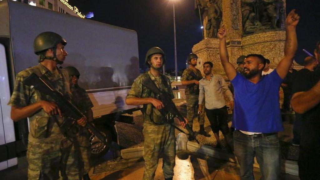 Cerita Mencekam WNI Terjebak di Istanbul: Bandara Bergetar!