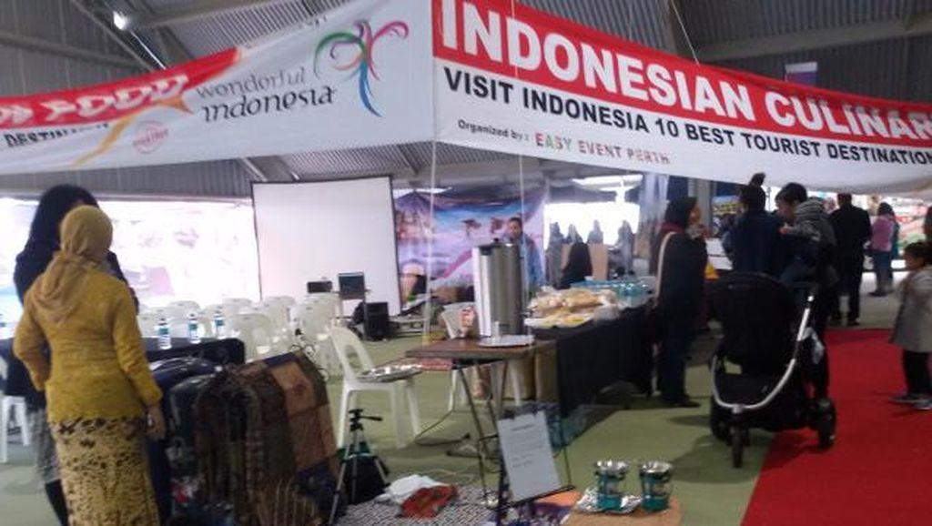 Indonesia Siap Pamerkan Ragam Kuliner Tradisional