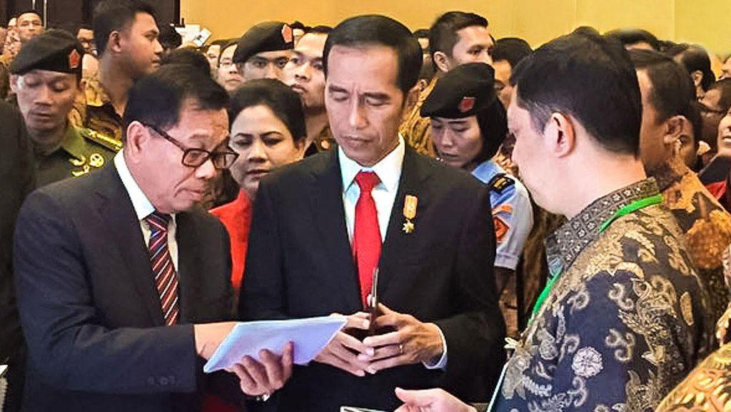 Dirut BRI Jelaskan Tax Amnesty ke Presiden Jokowi
