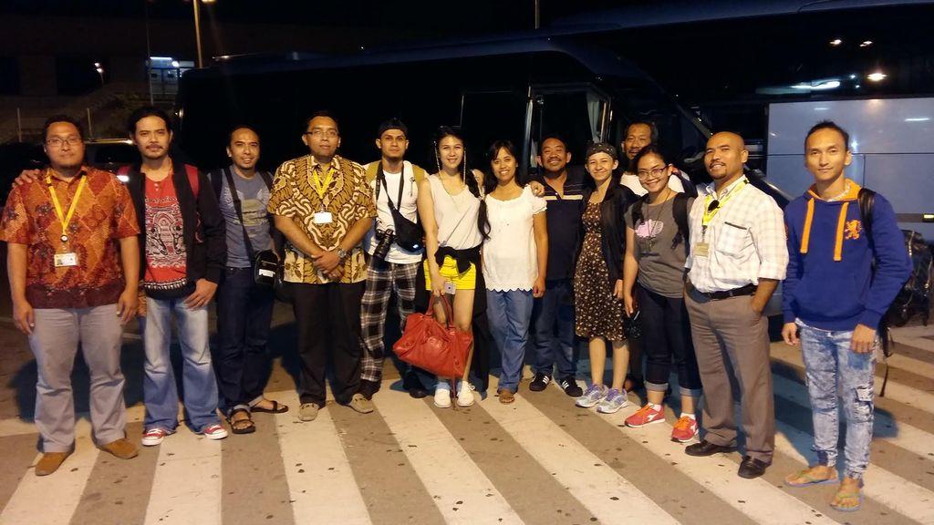 Misi Kebudayaan Indonesia ke Yunani Sempat Terjebak di Turki 24 Jam